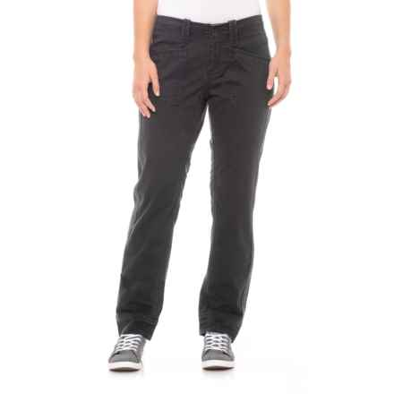 Aventura Clothing Arden Pants - Organic Cotton (For Women) in Black - Closeouts