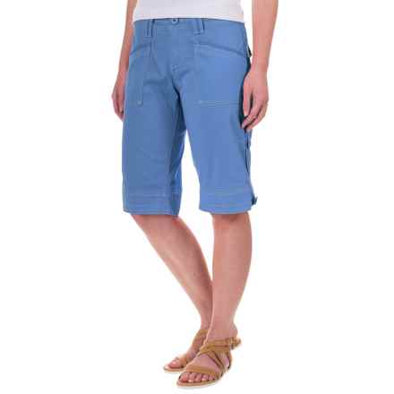 Aventura Clothing Arden Shorts - Organic Cotton (For Women) in Blue Yonder - Closeouts