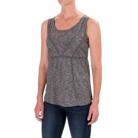 Aventura Clothing Artisan Tank Top - Scoop Neck, Organic Cotton (For Women) in Black - Closeouts