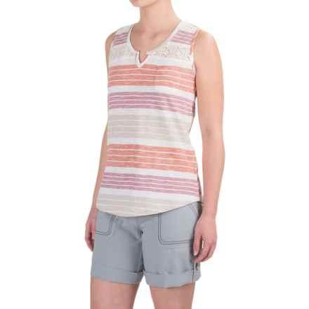 Aventura Clothing Atherton Tank Top - Organic Cotton (For Women) in Deco Rose - Closeouts