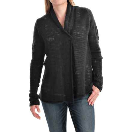 Aventura Clothing Aurora Sweater (For Women) in Black - Closeouts