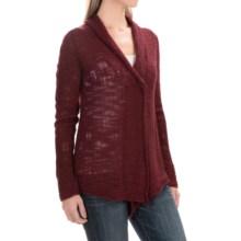 Aventura Clothing Aurora Sweater (For Women) in Merlot - Closeouts