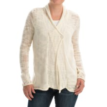 Aventura Clothing Aurora Sweater (For Women) in Whisper White - Closeouts