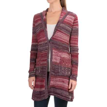 Aventura Clothing Beasley Sweater (For Women) in Winetasting - Closeouts