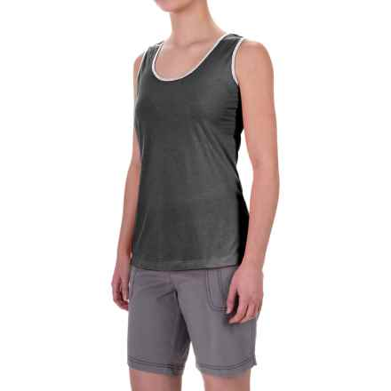 Aventura Clothing Bellamy Tank Top - Organic Cotton (For Women) in Black - Closeouts