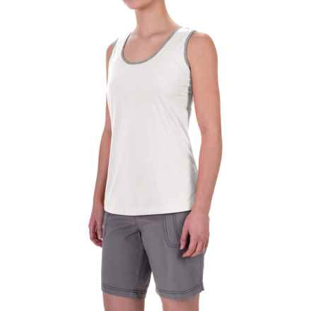 Aventura Clothing Bellamy Tank Top - Organic Cotton (For Women) in White - Closeouts
