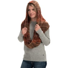 Aventura Clothing Bergamo Infinity Scarf (For Women) in Rust - Closeouts