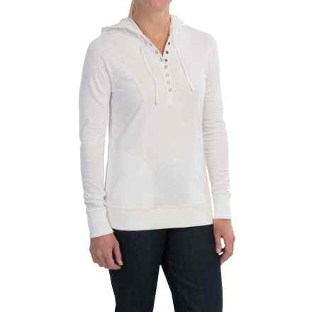 Aventura Clothing Betsy Hoodie - Organic Cotton (For Women) in White - Closeouts
