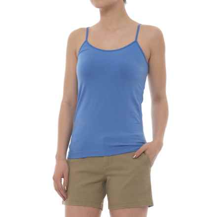 Aventura Clothing Bienne Seamless Camisole - Spaghetti Straps (For Women) in Blue Yonder - Closeouts