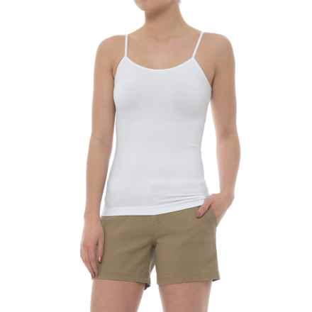 Aventura Clothing Bienne Seamless Camisole - Spaghetti Straps (For Women) in White - Closeouts
