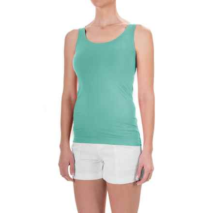 Aventura Clothing Bienne Tank Top (For Women) in Blue Turquoise - Closeouts