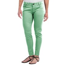 Aventura Clothing Blake Skimmer Pants - Organic Cotton (For Women) in Alhambra Green - Closeouts