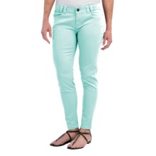 Aventura Clothing Blake Skimmer Pants - Organic Cotton (For Women) in Blue Tint - Closeouts