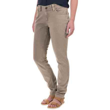 Aventura Clothing Blake Skimmer Pants - Organic Cotton (For Women) in Rock Ridge - Closeouts