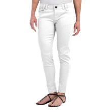 Aventura Clothing Blake Skimmer Pants - Organic Cotton (For Women) in White - Closeouts