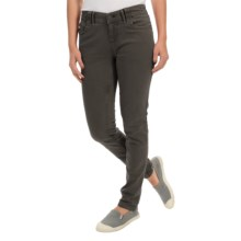Aventura Clothing Blake Skinny Jeans - Organic Cotton (For Women) in Black Olive - Closeouts