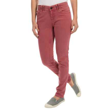 Aventura Clothing Blake Skinny Jeans - Organic Cotton (For Women) in Dusty Cedar - Closeouts