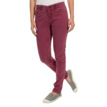 Aventura Clothing Blake Skinny Jeans - Organic Cotton (For Women) in Merlot - Closeouts