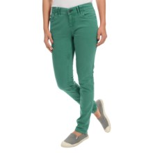 Aventura Clothing Blake Skinny Jeans - Organic Cotton (For Women) in North Sea - Closeouts