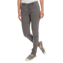 Aventura Clothing Blake Skinny Jeans - Organic Cotton (For Women) in Smoked Pearl - Closeouts