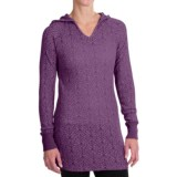 Aventura Clothing Braelin Hoodie Tunic Shirt - Long Sleeve (For Women)