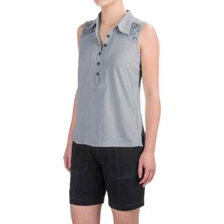 Aventura Clothing Breezy Tank Top - Organic Cotton-Modal (For Women) in Tradewinds - Closeouts