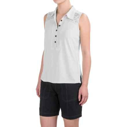 Aventura Clothing Breezy Tank Top - Organic Cotton-Modal (For Women) in White - Closeouts