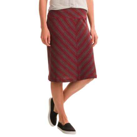 Aventura Clothing Bryce Skirt (For Women) in Burnt Russet - Closeouts