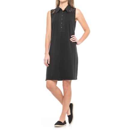 Aventura Clothing Campbell Dress - Sleeveless (For Women) in Black - Closeouts