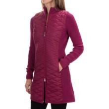 Aventura Clothing Ciera Jacket - Modal Blend (For Women) in Beaujolais - Closeouts