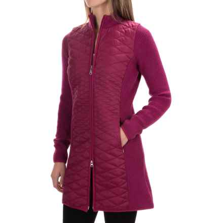 Aventura Clothing Ciera Jacket - Modal Blend (For Women) in Beaujolais - Closeouts