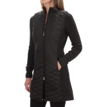 Aventura Clothing Ciera Jacket - Modal Blend (For Women) in Black - Closeouts