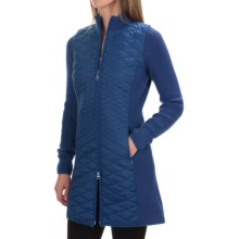 Aventura Clothing Ciera Jacket - Modal Blend (For Women) in Federal Blue - Closeouts