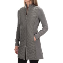 Aventura Clothing Ciera Jacket - Modal Blend (For Women) in Frost Grey - Closeouts