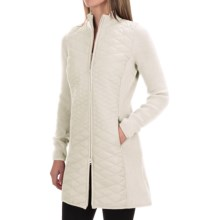 Aventura Clothing Ciera Jacket - Modal Blend (For Women) in Whisper White - Closeouts