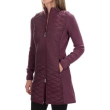 Aventura Clothing Ciera Jacket - Modal Blend (For Women) in Winetasting - Closeouts