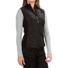 Aventura Clothing Ciera Vest (For Women) in Black - Closeouts