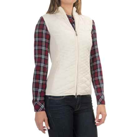 Aventura Clothing Ciera Vest (For Women) in Whisper White - Closeouts