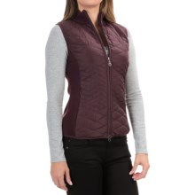 Aventura Clothing Ciera Vest (For Women) in Winetasting - Closeouts