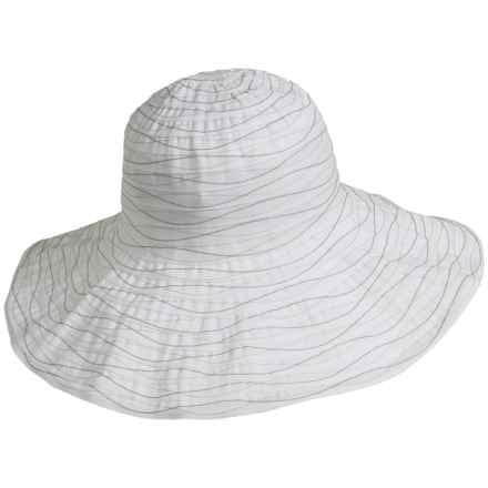 Aventura Clothing Cruz Sun Hat (For Women) in White - Closeouts