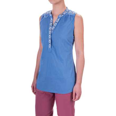 Aventura Clothing Dandra Tank Top (For Women) in Blue Yonder - Closeouts