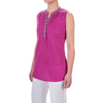 Aventura Clothing Dandra Tank Top (For Women) in Festival Fuchsia - Closeouts