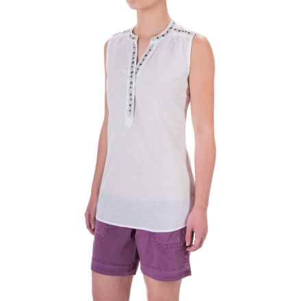 Aventura Clothing Dandra Tank Top (For Women) in White - Closeouts