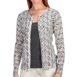 Aventura Clothing Darby Cardigan Sweater - Organic Cotton (For Women) in Multi