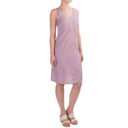 Aventura Clothing Delaney Dress - Sleeveless (For Women) in Grapeade - Closeouts