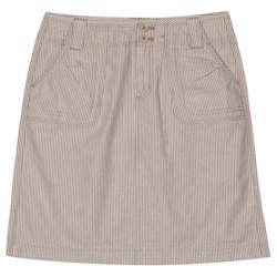 Aventura Clothing Delaney Skirt - Organic Cotton (For Women) in Latte