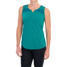 Aventura Clothing Dorian Tank Top (For Women) in Porcelain Green - Closeouts