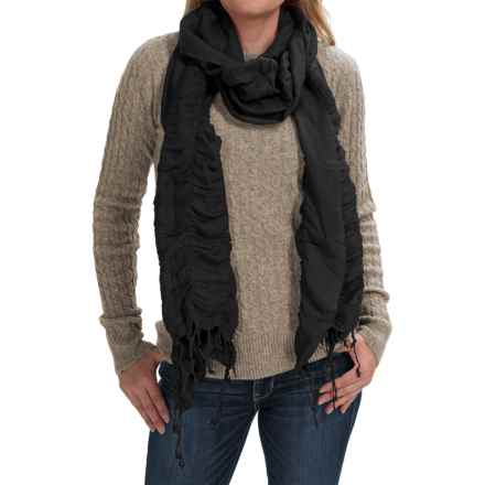 Aventura Clothing Durham Scarf (For Women) in Black - Closeouts