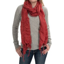 Aventura Clothing Durham Scarf (For Women) in Chipotle - Closeouts