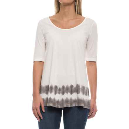 Aventura Clothing Eckert Shirt - Elbow Sleeve (For Women) in White - Closeouts